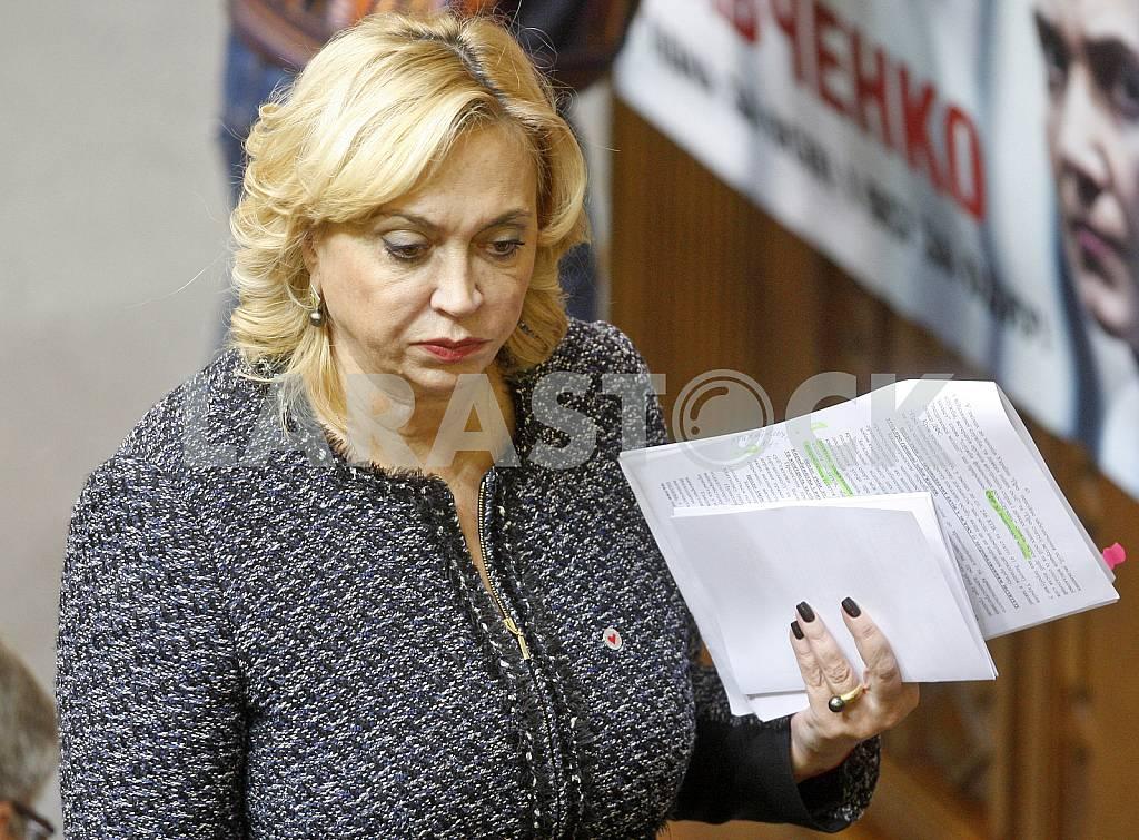 The meeting of the Verkhovna Rada of Ukraine. — Image 22388