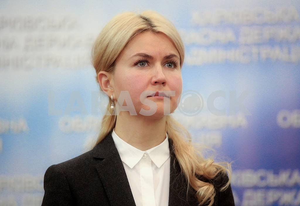 Governor of the Kharkiv region Yulia Svetlichnaya — Image 41709