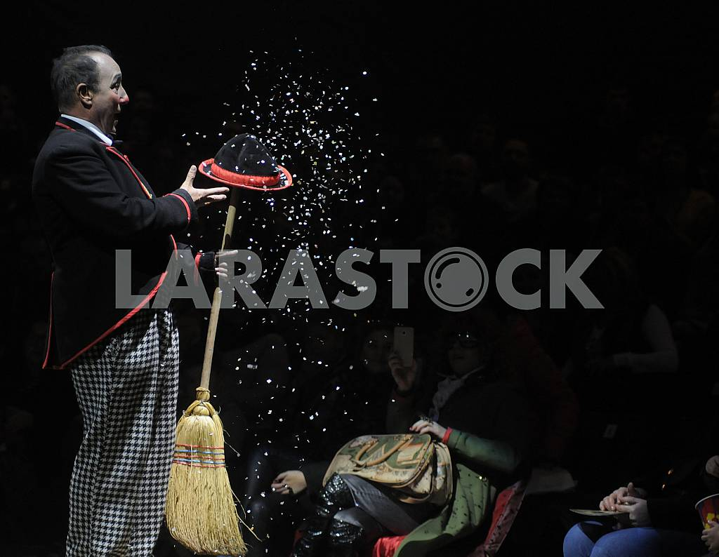 "Tour season of the circus ""Kobzov"" in Kiev — Image 44629"