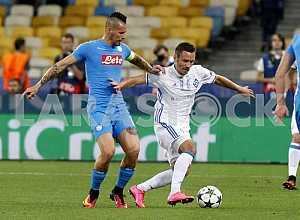 Soccer Dynamo (Kyiv) - Napoli (Naples)