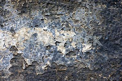 Cement cracked background
