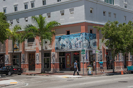 The Cuban Museum and Center for the Performing Arts. Miami