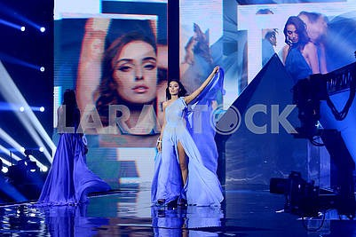 """Final of the National beauty contest """"Miss Ukraine-2018"""""""