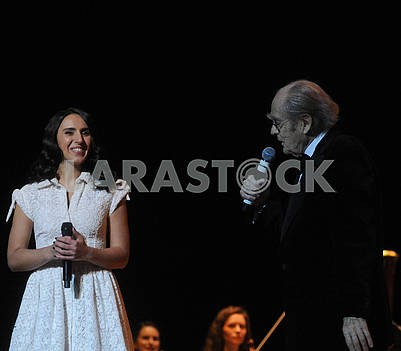 Michel Legrand and Jamala