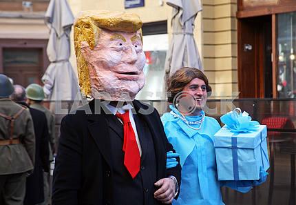 Carnival in Zagreb,Croatia,11