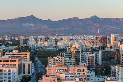 Quarter in Nicosia