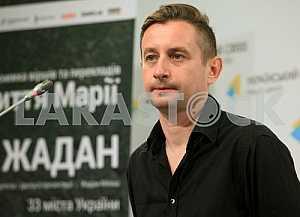 Poet Andrei Zhadan