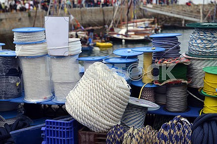 ropes and cables for yachting