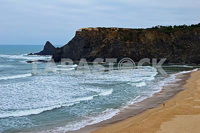 Beach Praia de Odeceixe