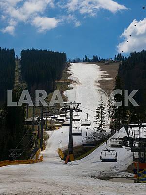 Bukovel ski resort