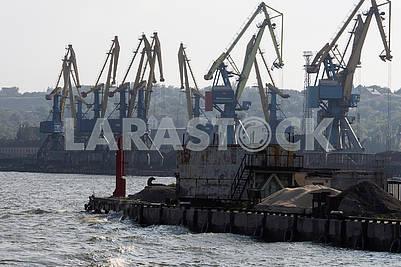 Mariupol seaport