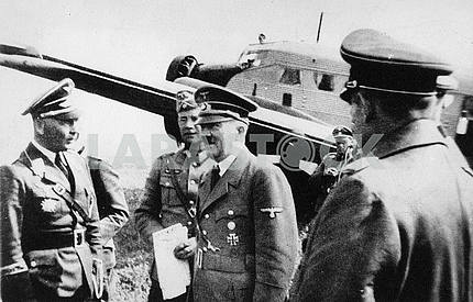 Adolf Hitler and the German High Command