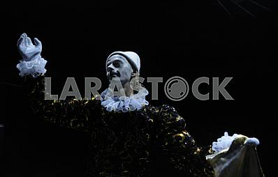 "Tour season of the circus ""Kobzov"" in Kiev"