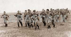 Soviet soldiers in Afghanistan