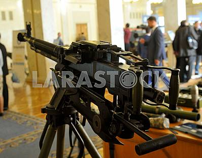 Exhibition of Arms in the Verkhovna Rada