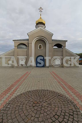 "Temple complex in honor of the icon of the Mother of God ""Iverskaya"" in the Dnieper"