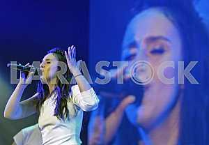 Jamala concert in Kiev