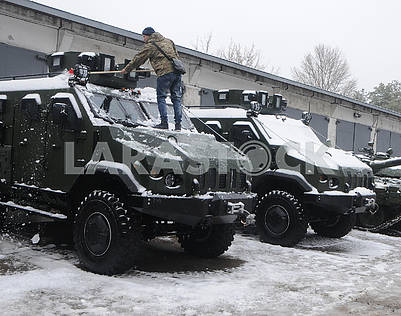 Transfer of military equipment to the Armed Forces of Ukraine