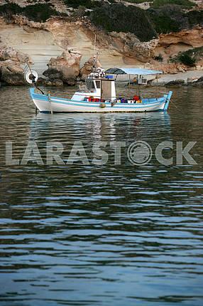 Fishing boats in Cyprus