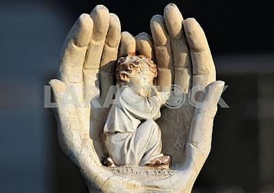 Великолепная скульптура