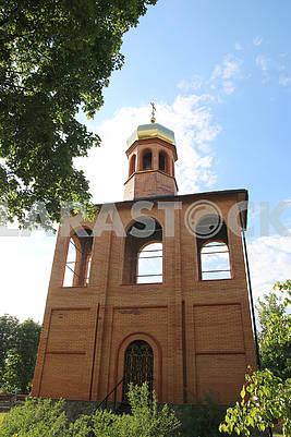 Belfry of the Svyatouspensky temple
