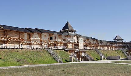 The Kievan Rus Park