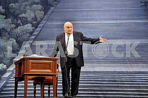 Anniversary concert Zhvanetsky