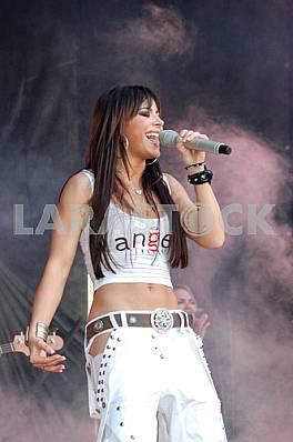 Ani Lorak  is a Ukrainian pop singer