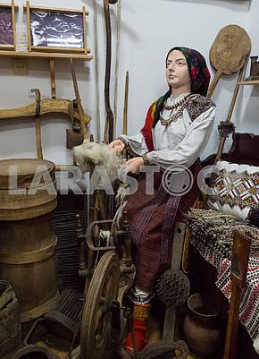 Women's Hutsul costume