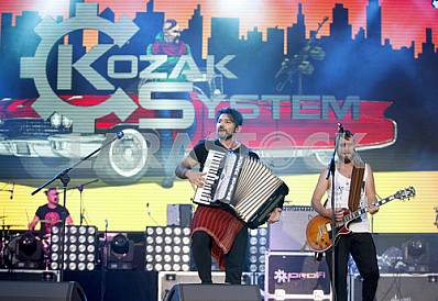 Musical band Kozak System