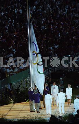 The Olympics in Atlanta, USA