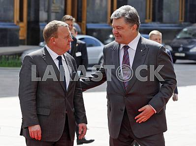 Ukrainian President meets Prime Minister of the Kingdom of Denmark