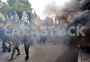 Marsh Azov in Kiev