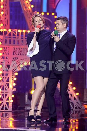 Elena Kravets and Yuri Krapov