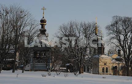 Vydubitsky Monastery