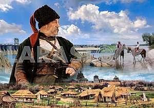 Collage with Bogdan Stupka