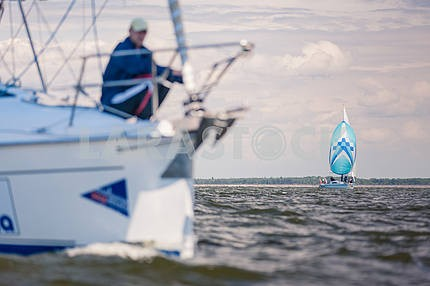XII Sailing Regatta, autumn 2015