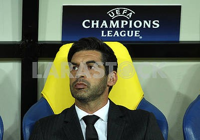 Paulo Fonseca Coach of the Miner