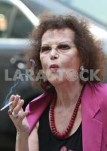 Claudia Cardinale, Italian actress