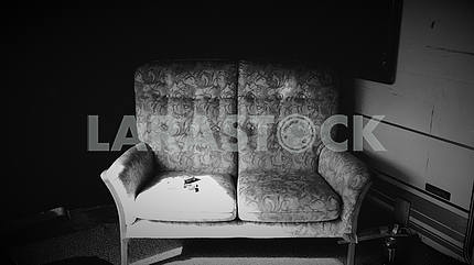 Old Fashioned Sofa