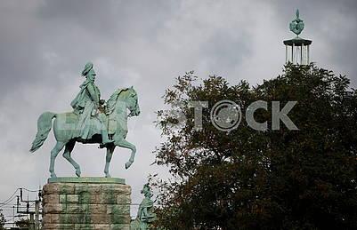 Monument to Wilhelm II