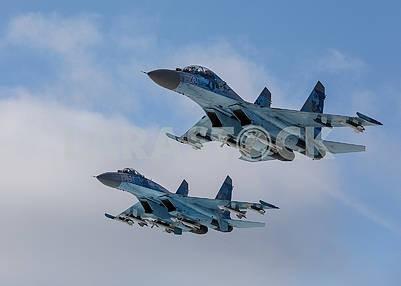 MiG aircraft in Zhytomyr