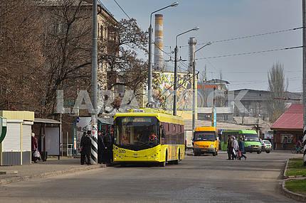 Kramatorsk trolleybus