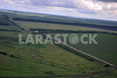 Ukrainian-Russian border