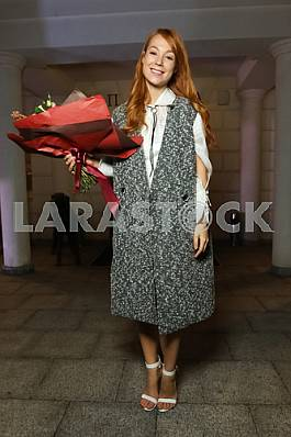 "Svetlana Tarabarova on the 10th anniversary of the magazine ""Focus"""