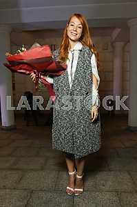"Svetlana Tarabarova on the 10th anniversary of the magazine ""Focus"""