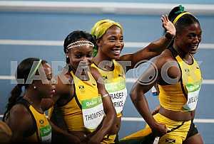 Final women's relay 4H100m