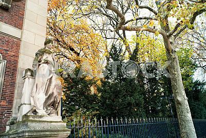 Luxembourg Gardens, Paris