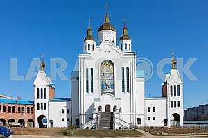 The temple complex of all Chernigov Saints
