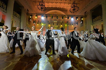 Participants of the Vienna Ball